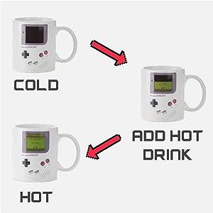 نينتندو - كوب تغيير الحرارة