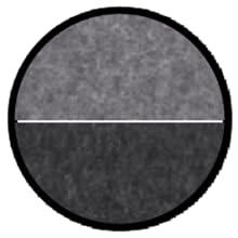 refocus privacy panel raw gray anthracite castle