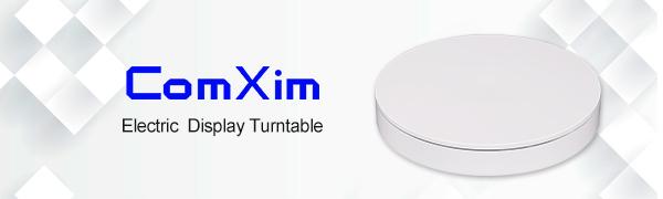 Electric intelligent turntable