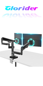 Dual Monitor Mounts
