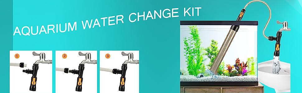 WATER CHANGE