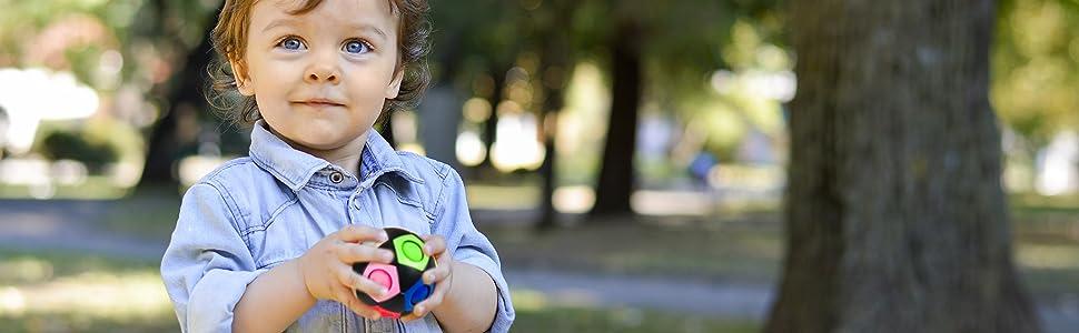 Fidget Cube, Geschicklichkeitsspiele ab 8 Jahre, magic balls, geschenke für 12 jährige jungen