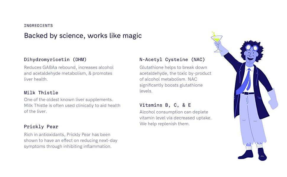 Backed by science, works like magic