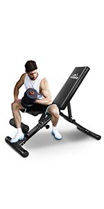 flybird weight bench
