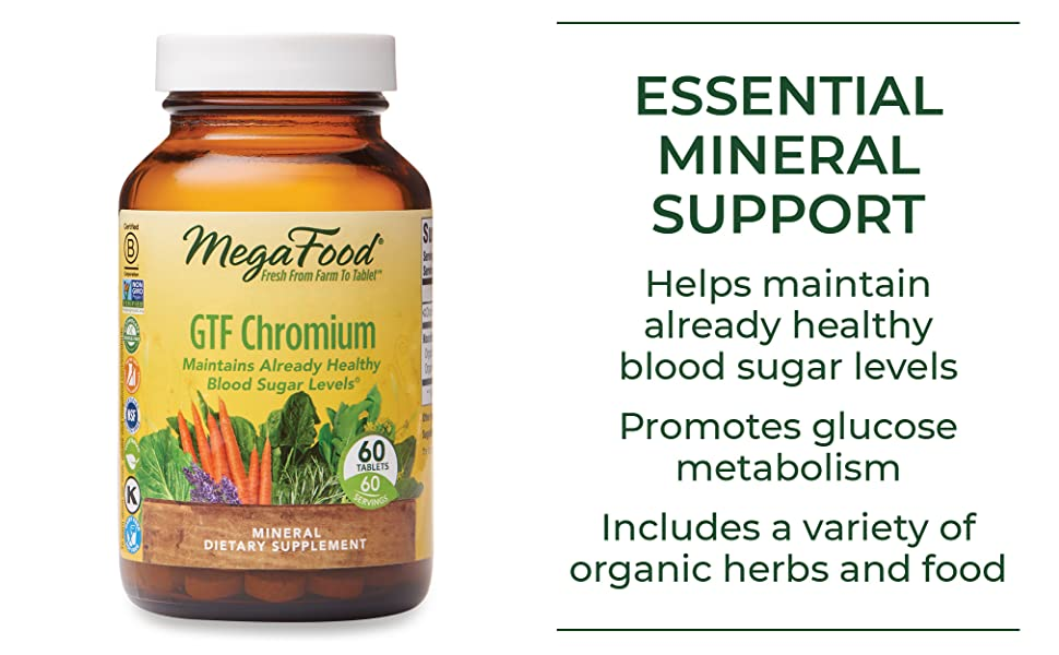 Essential mineral support