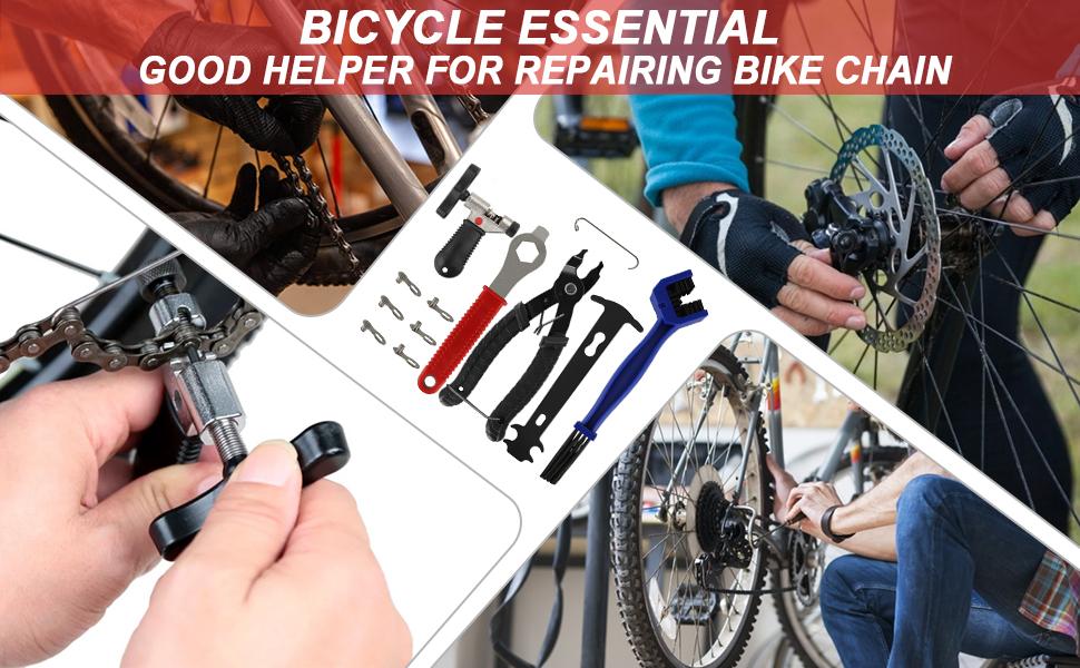 Bike Chain Repair Tools for All Models Bike Chains