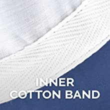 inner band, cotton, comfortable