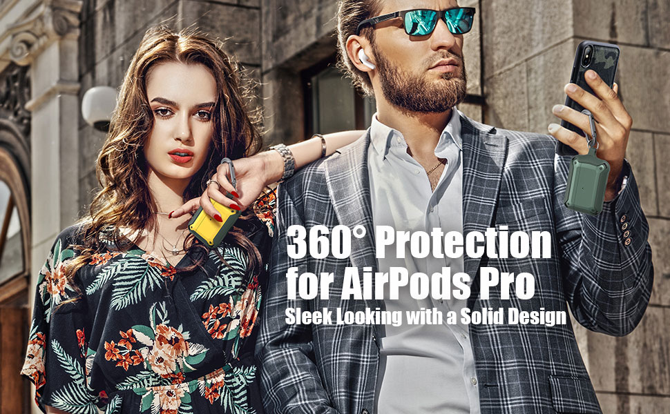 airpods pro case designer protective hard for girls women men cover for apple airpods pro