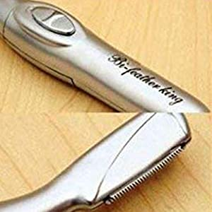bi feather king hair remover