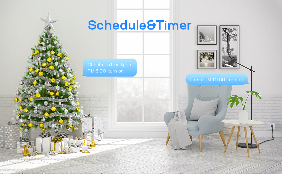 schedule and timer