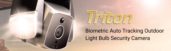 Triton outdoor camera