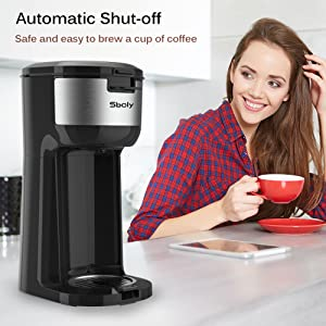 k cup brewer single serve coffee maker