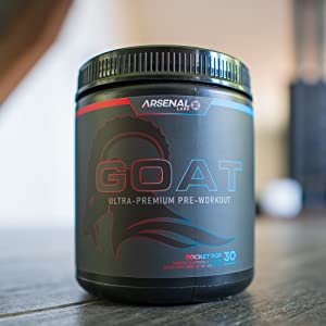 Quality Pre Workout - No Fillers