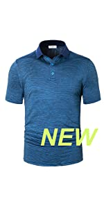 short sleeve polo t shirt quick dry for summer