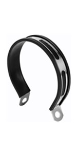 Muffler Pipe Bracket Clip
