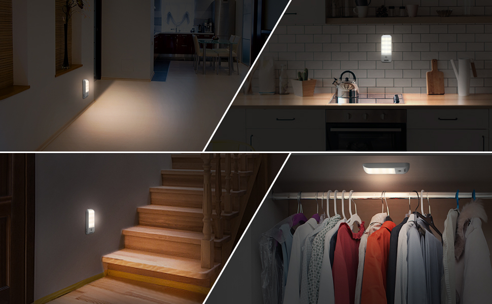 Luces LED Armario