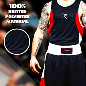 100% Knitted Polyester Material