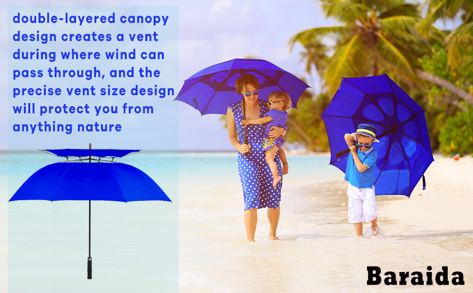 Windproof Umbrella