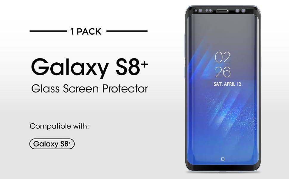 Galaxy S8+ Screen Protector