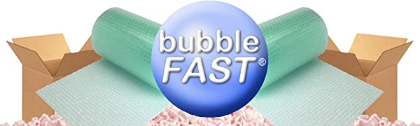 bubblefast shipping supplies