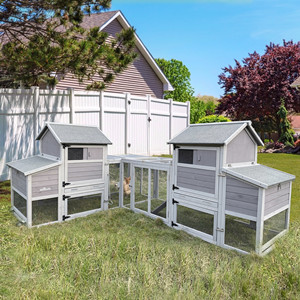 expandable chicken coop