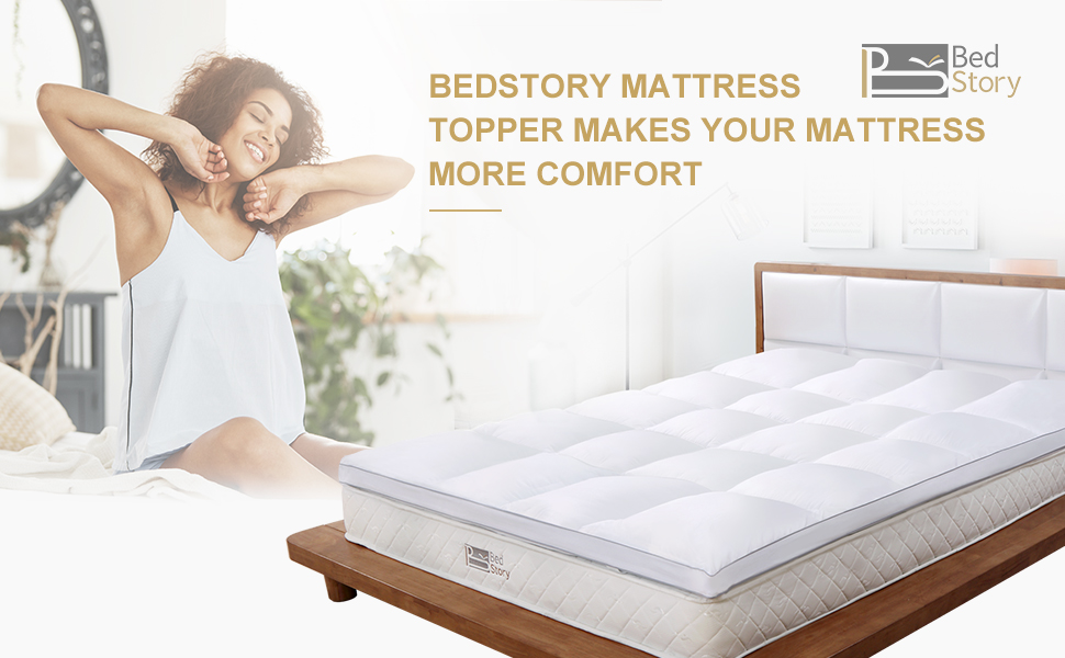 bed topper