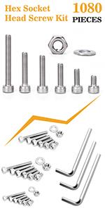 socket head screws