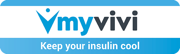 MY VIVI diabetic  insulin pen cooler travel  case