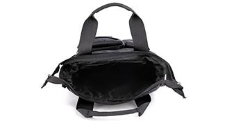 black Multifunctional Pocket Bags