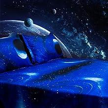 galaxy sheets