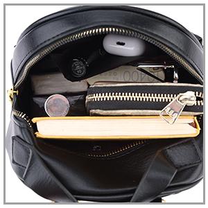mini women backpack
