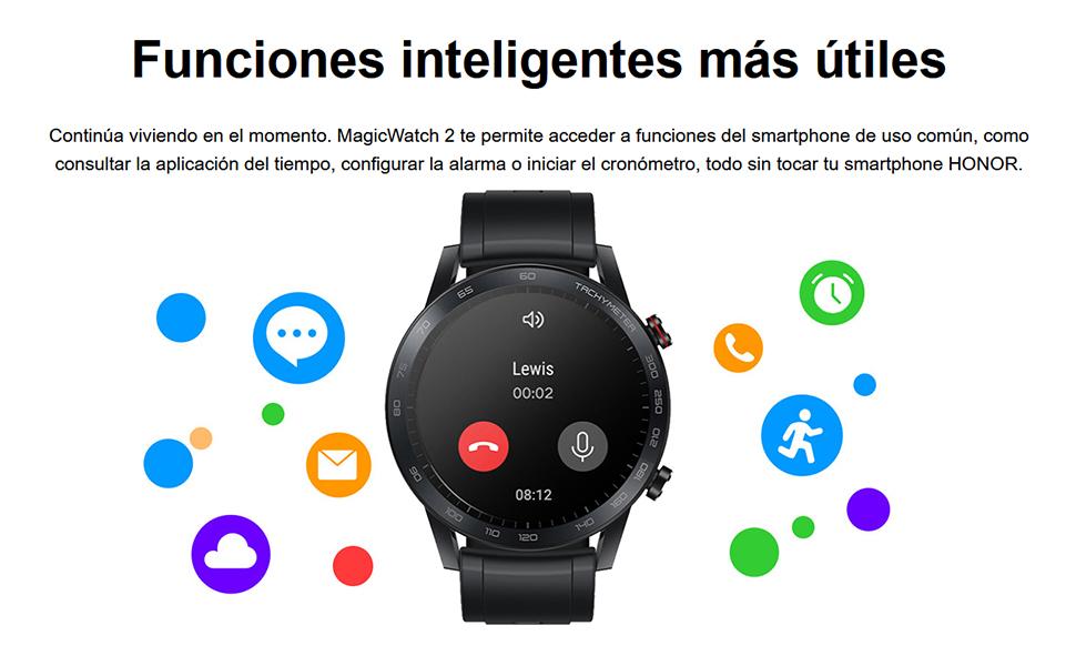 Honor smartwatch hombres