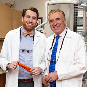 Dr. Jan Linhart Dr. Zachary Linhart of Linhart Dentistry in New York City Manhattan Dentists