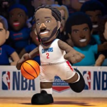 "Bleacher Creatures Los Angeles Clippers Kawhi Leonard 10"" Plush Figure"