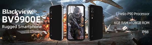 Blackview BV9900E rugged cell phones unlocked