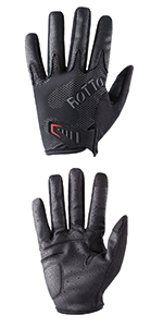 Full cycling gloves