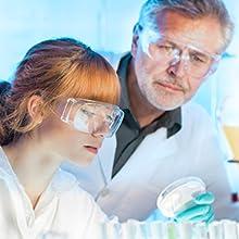 Image of Scientists examining culture