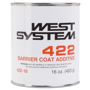 422 Barrier Coat Additive for modifying WEST SYSTEM Epoxy