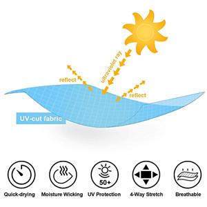 Features of YuKaiChen Sun Shirts