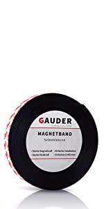 magneetband rol zelfklevende strook magneet 3m tape band magneettape band tape