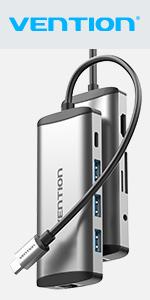 USB C HUB 9 in 1