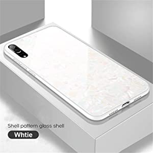 Real White Glass case Cover is beautifully designed for glass case for your smart phone