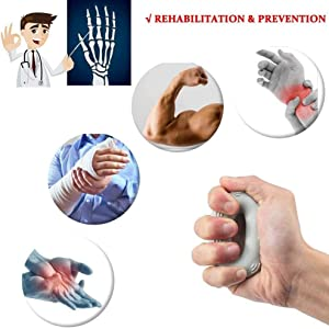 Perfect for rehabilitation therapy
