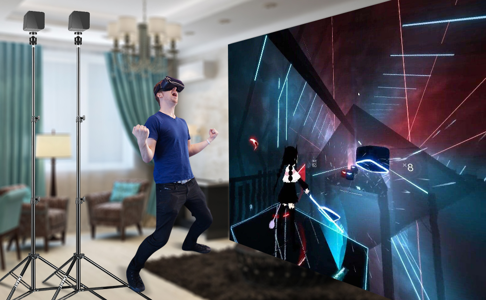 VR Gaming Stand