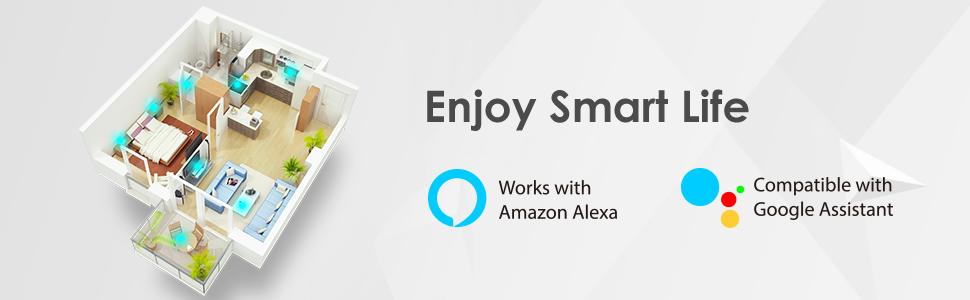 teckin enchufe inteligente smart plug