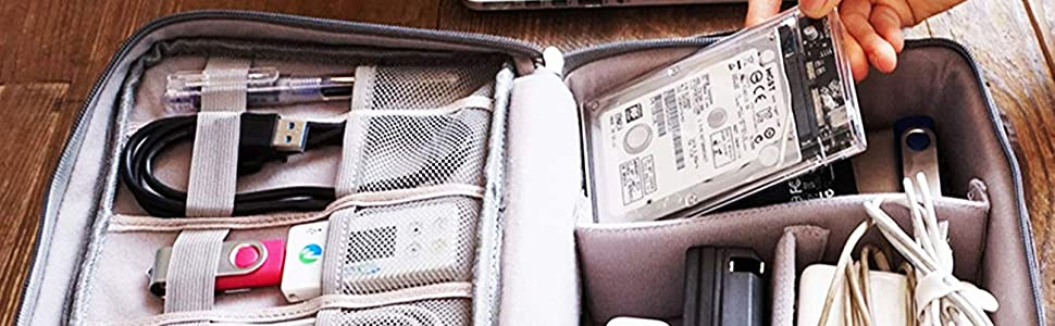 ALWAFLI-Gadget Bag