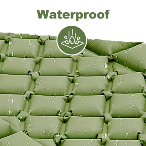Lightweight Camping Sleeping Pad Best Sleeping Pads for Backpacking, Hiking Air Mattress