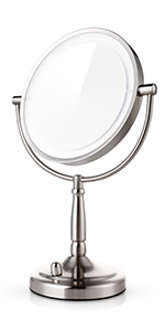 Amazon Com Miusco Large Vanity Makeup Mirror Non