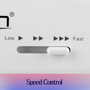 Velocidad de costura variable