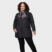 down jacket size 1x plus size